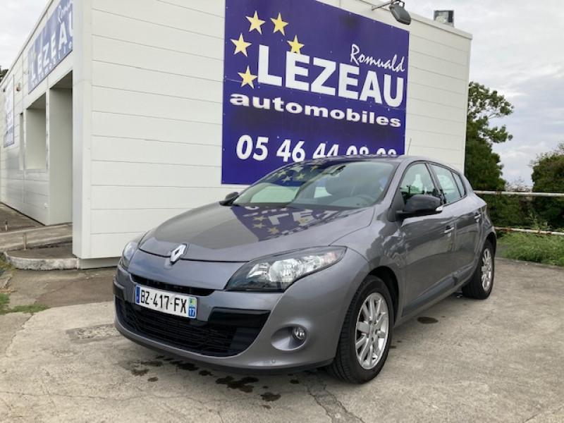 Renault Megane Dynamique dci 110 cv Diesel gris Occasion à vendre