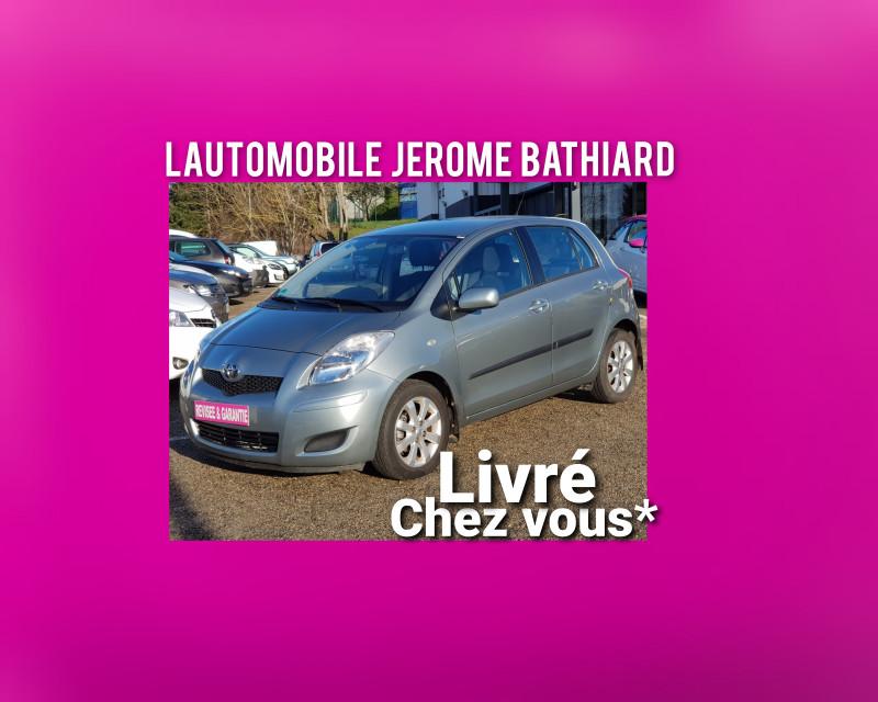 Photo 1 de l'offre de TOYOTA Yaris 1.3L 100cv 5 Portes VVTI 29800km Chaîne de Distribution Climatisation Jantes Aluminium à 8290€ chez L'Automobile - Jérôme BATHIARD