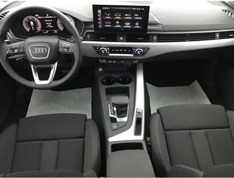 Photo 10 de l'offre de AUDI A4 Avant AUDI A4 AVANT BUSINESS ADVANCED à 37800€ chez Garage Leboeuf