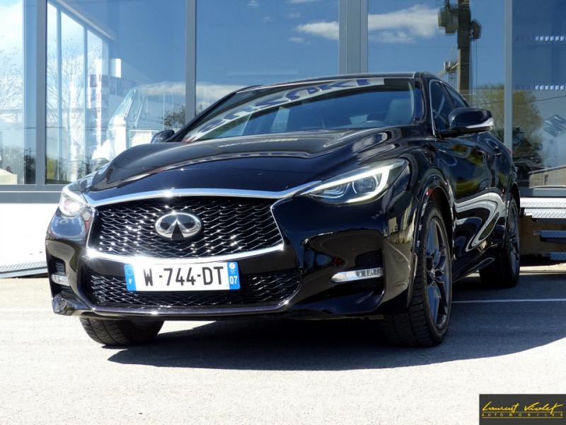 Photo 1 de l'offre de INFINITI Q30 S 1.5d 109 Sport 1ère main à 17990€ chez Automobiles Laurent Violet