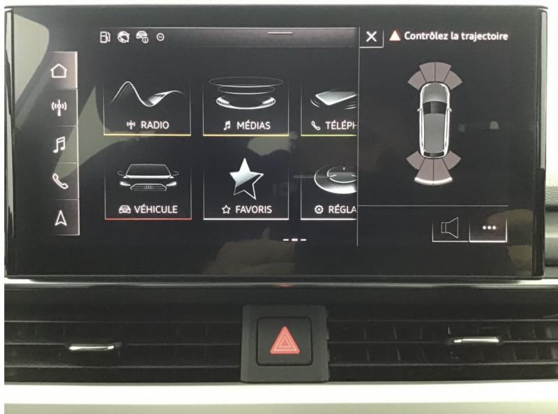 Photo 15 de l'offre de AUDI A4 Avant AUDI A4 AVANT BUSINESS ADVANCED à 37800€ chez Garage Leboeuf