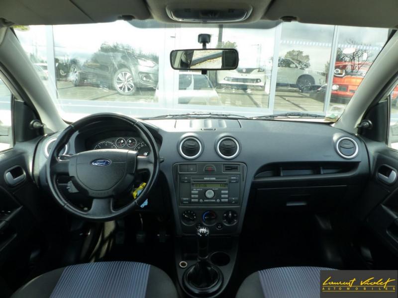 Photo 7 de l'offre de FORD Fusion 1.4 TDCi 68 Trend à 3890€ chez Automobiles Laurent Violet