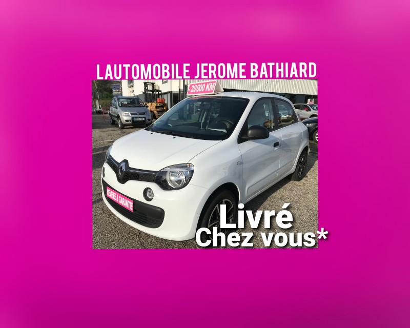 Photo 1 de l'offre de RENAULT Twingo III 1L SCE 70cv 19000km 1ère Main 5 Portes Bluetooth Limiteur de Vitesse Jantes Alu à 8690€ chez L'Automobile - Jérôme BATHIARD
