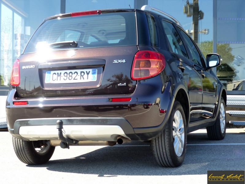 Photo 5 de l'offre de SUZUKI SX4 2.0 DDiS 135 Série Spéciale Xplore 4x4 à 9890€ chez Automobiles Laurent Violet