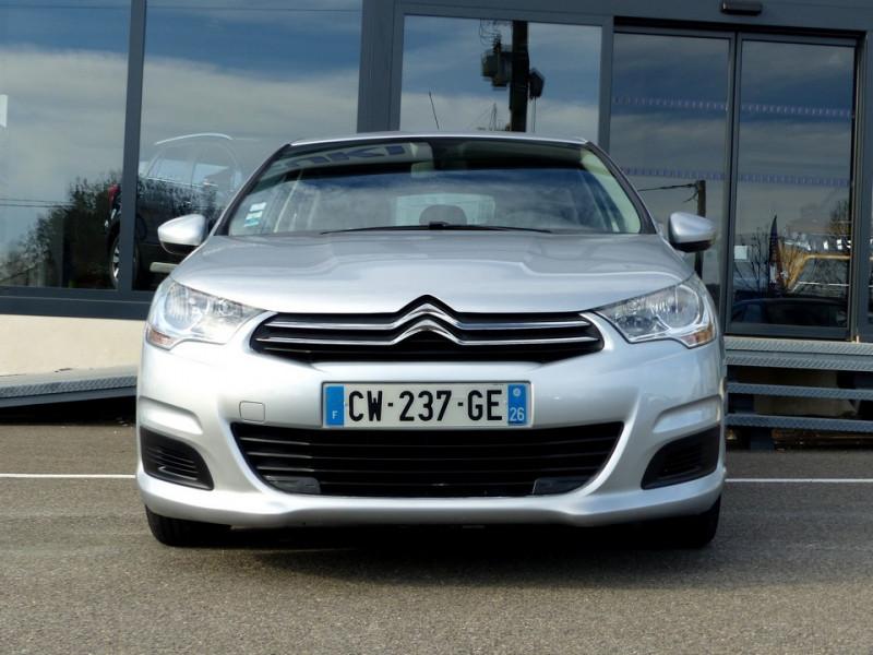 Photo 2 de l'offre de CITROEN C4 II 1.6 Hdi 90 Attraction à 8490€ chez Automobiles Laurent Violet