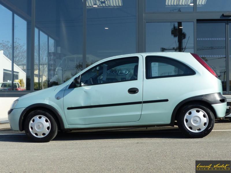 Photo 2 de l'offre de OPEL Corsa 1.0i 12S City Révisée à 2490€ chez Automobiles Laurent Violet