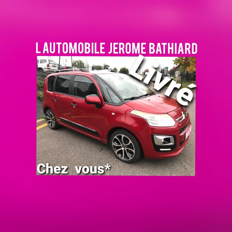 Photo 1 de l'offre de CITROEN C3 Picasso 1.6L Blue HDI 100cv Clim Auto Radar de recul Bluetooth Jantes Aluminium à 9990€ chez L'Automobile - Jérôme BATHIARD