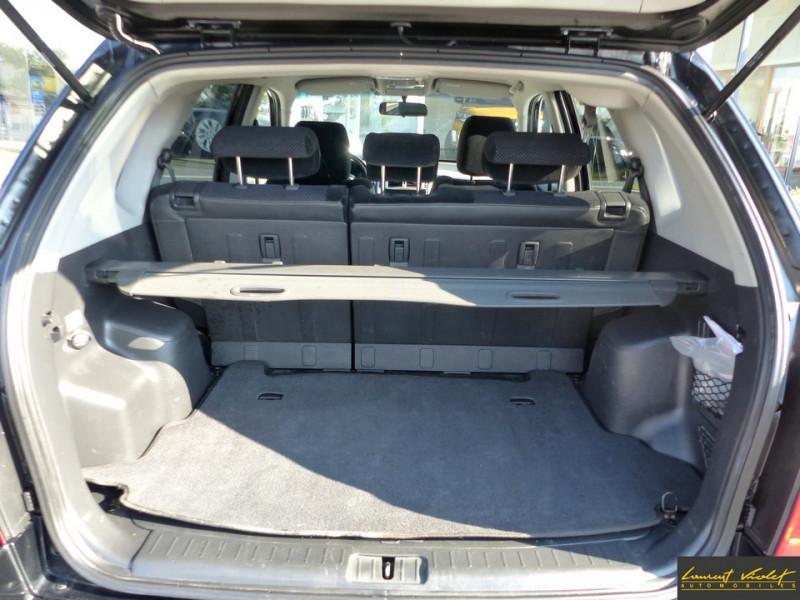 Photo 8 de l'offre de HYUNDAI Tucson 2.0 CRDi 4WD 140 Pack Confort à 6490€ chez Automobiles Laurent Violet