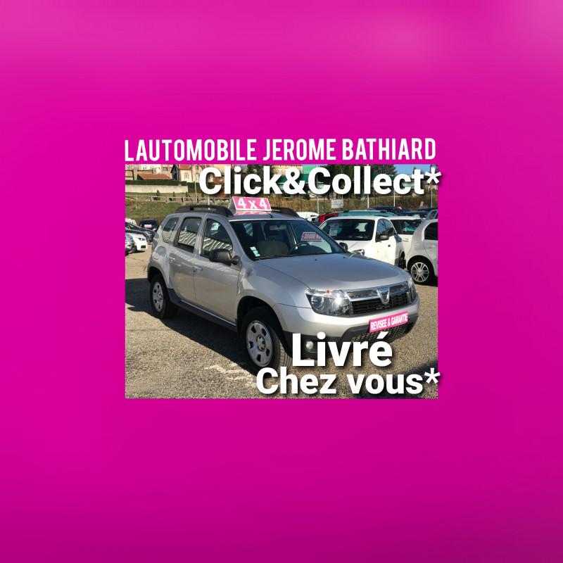 Photo 1 de l'offre de DACIA Duster 1.5L DCI 110cv 5 Portes 4X4 (4WD) Climatisation Attelage Vitres Electriques à 7990€ chez L'Automobile - Jérôme BATHIARD