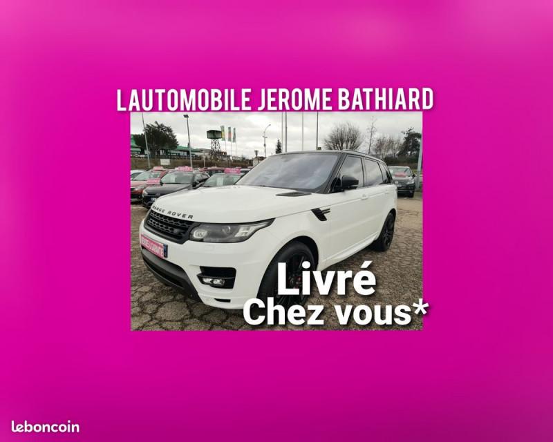 Photo 10 de l'offre de LAND-ROVER Range Rover Sport 5L V8 510cv 4X4 Supercharged Autobiography 7 Places Toit Pano GPS Bluetooth Cuir à 54990€ chez L'Automobile - Jérôme BATHIARD