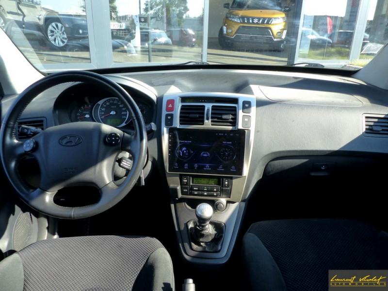 Photo 5 de l'offre de HYUNDAI Tucson 2.0 CRDi 4WD 140 Pack Confort à 6490€ chez Automobiles Laurent Violet