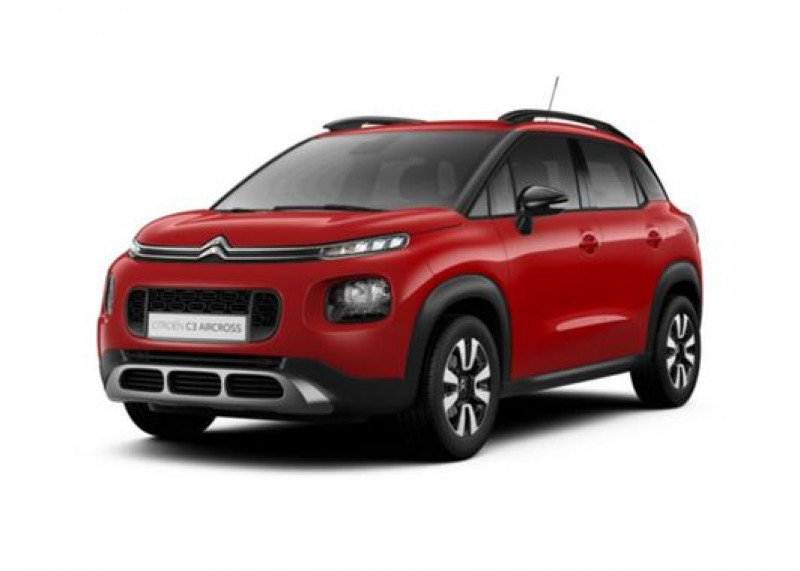 Citroen C3 Aircross Feel Plus 1.5 BlueHDi 120 cv EAT6 S&S Diesel  Neuf à vendre