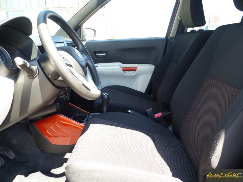 Photo 9 de l'offre de SUZUKI Ignis 4x4 1.2 Dualjet 90 AllGrip Privilège 1ère main à 10990€ chez Automobiles Laurent Violet