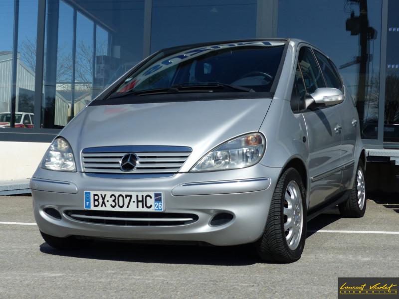 Photo 1 de l'offre de MERCEDES-BENZ Classe A 170 CDI W168 Elégance à 2990€ chez Automobiles Laurent Violet