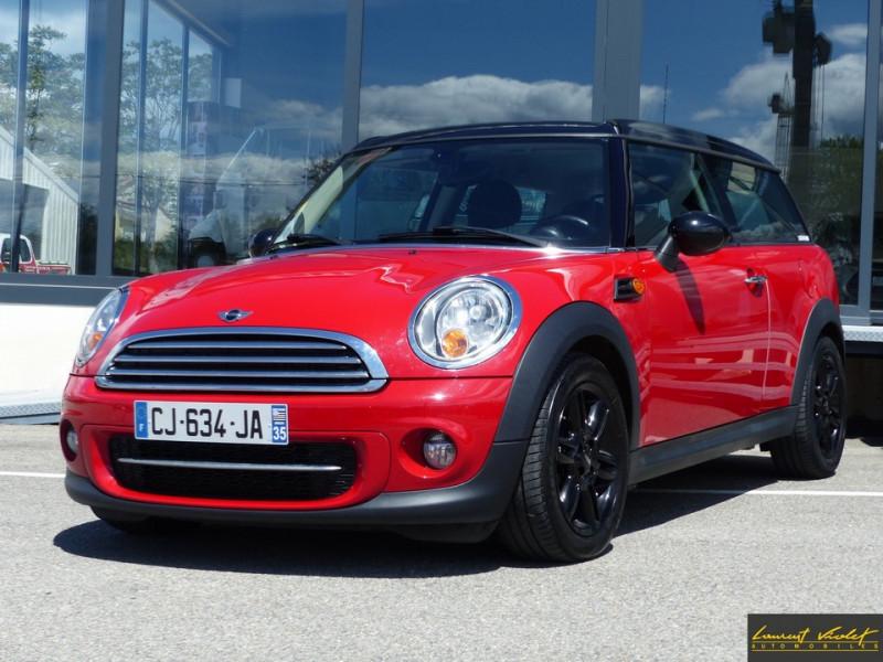 Photo 1 de l'offre de MINI Mini Clubman Cooper D 112 Pack Red Hot Chili à 8990€ chez Automobiles Laurent Violet