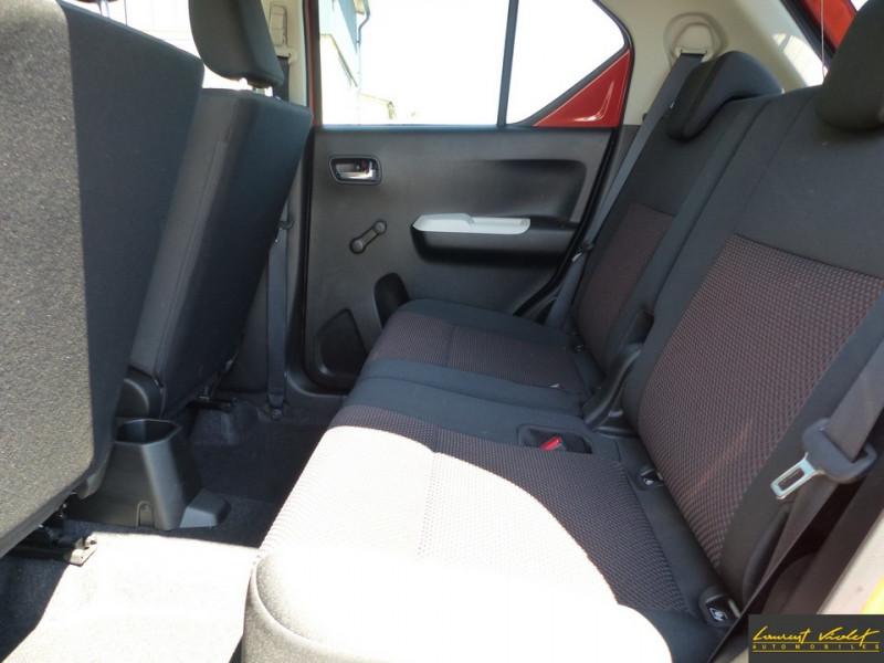 Photo 8 de l'offre de SUZUKI Ignis 4x4 1.2 Dualjet 90 AllGrip Privilège 1ère main à 10990€ chez Automobiles Laurent Violet