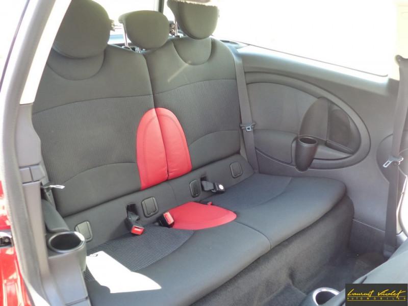 Photo 9 de l'offre de MINI Mini Clubman Cooper D 112 Pack Red Hot Chili à 8990€ chez Automobiles Laurent Violet