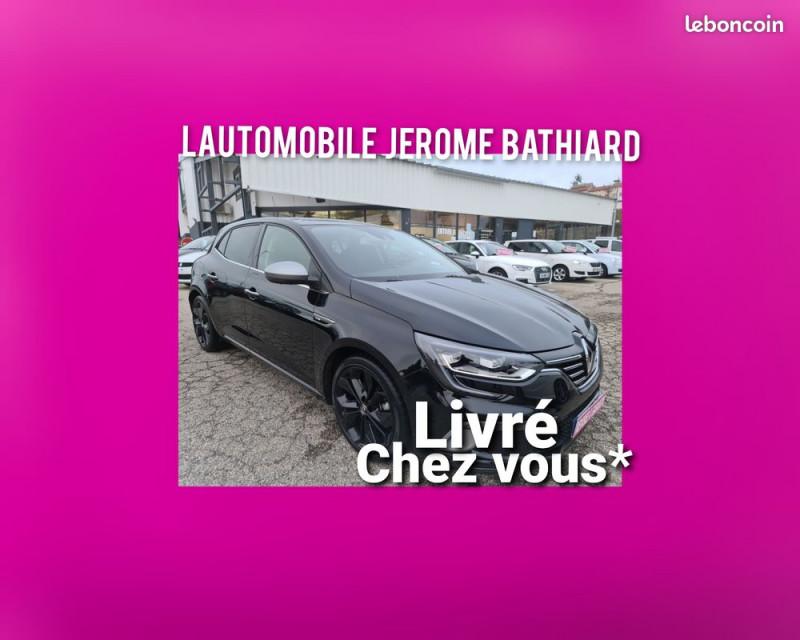 Renault Megane IV GT-LINE 5Portes 1.7L DCI 150cv EDC Clim GPS Bluetooth Caméra de Recul Toit Ouvrant Diesel NOIR Occasion à vendre