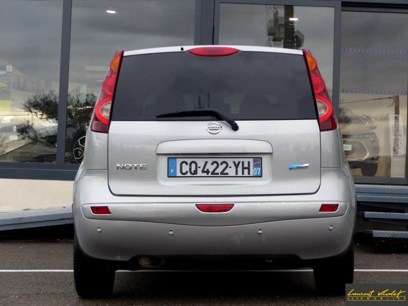 Photo 6 de l'offre de NISSAN Note 1.5 dCi 90 ch Connect Edition 1ère Main à 5490€ chez Automobiles Laurent Violet