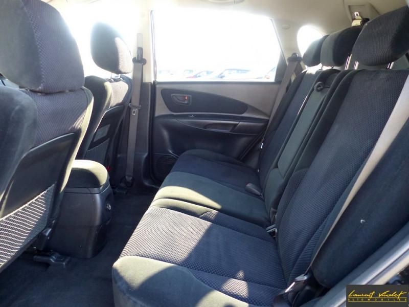 Photo 7 de l'offre de HYUNDAI Tucson 2.0 CRDi 4WD 140 Pack Confort à 6490€ chez Automobiles Laurent Violet