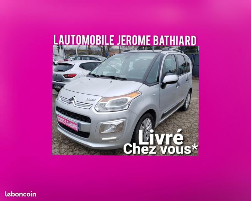 Photo 5 de l'offre de CITROEN C3 Picasso 1.6L HDI 90cv Exclusive Clim Auto Radar de recul Bluetooth J. Alu Toit Pano à 8990€ chez L'Automobile - Jérôme BATHIARD