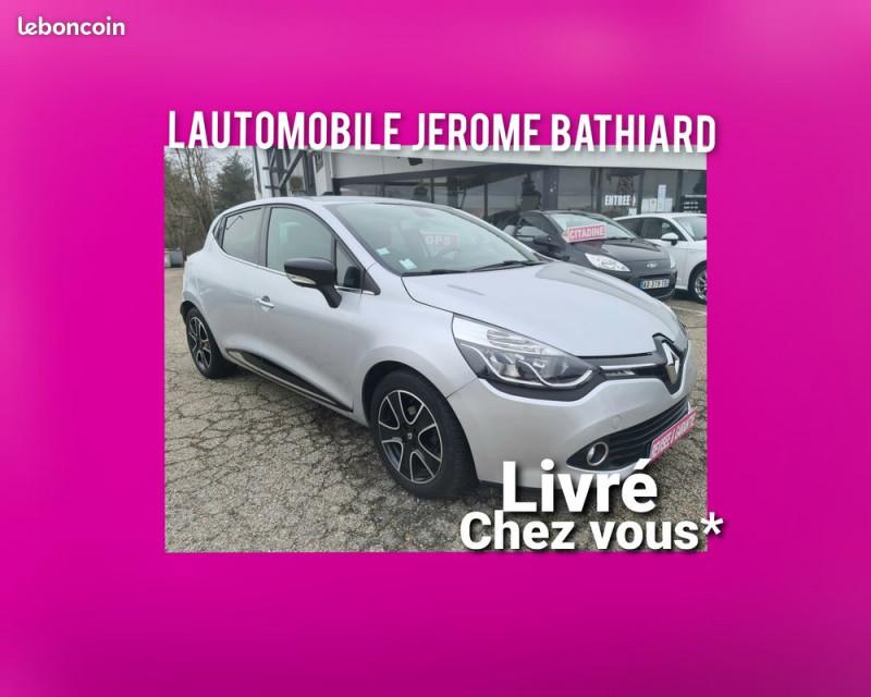 Renault Clio IV 0.9L TCE 90cv Business Clim Auto Bluetooth GPS J. Alu Régulateur et Limiteur Essence gris Occasion à vendre