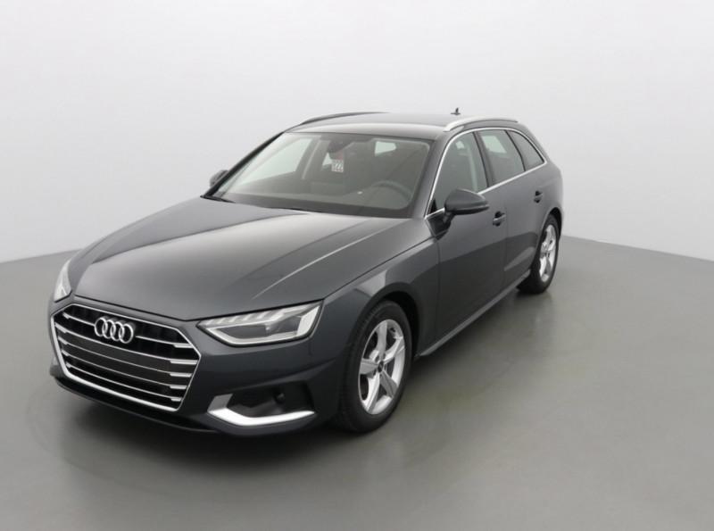 Audi A4 Avant AUDI A4 AVANT BUSINESS ADVANCED Diesel GRIS MANHATTAN Neuf à vendre