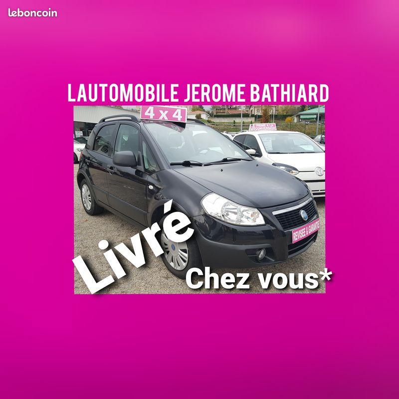 Photo 1 de l'offre de FIAT Sedici 1.6L 107cv 4X4 (4WD) 5Portes Dynamic Climatisation Sièges Chauffants Vitres Electriques à 6690€ chez L'Automobile - Jérôme BATHIARD