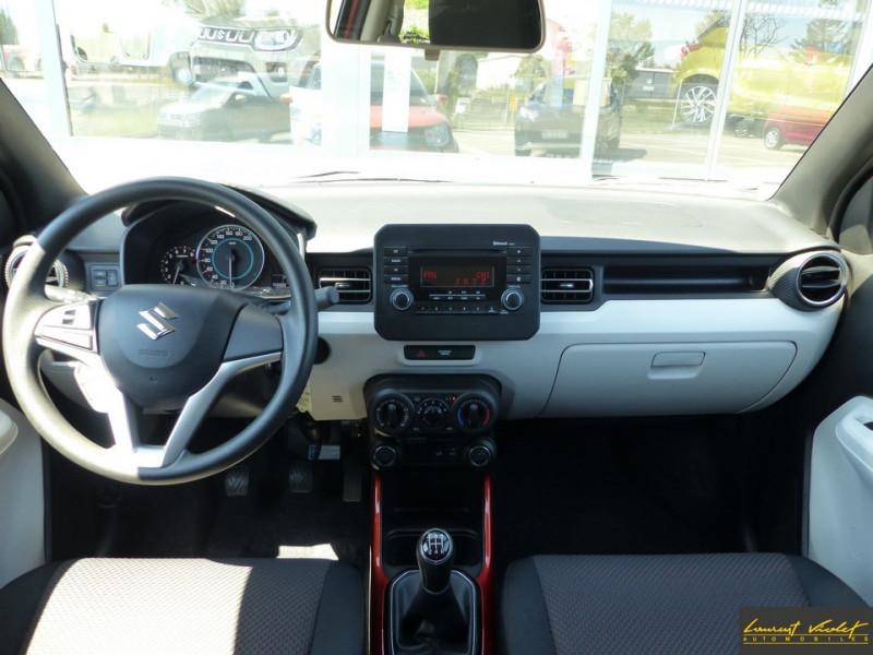 Photo 10 de l'offre de SUZUKI Ignis 4x4 1.2 Dualjet 90 AllGrip Privilège 1ère main à 10990€ chez Automobiles Laurent Violet