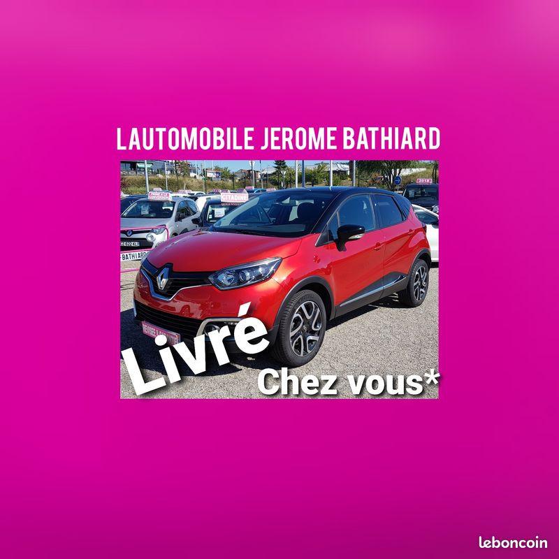 Photo 1 de l'offre de RENAULT Captur 0.9L TCE Finition INTENS 49000km Clim Auto GPS Bluetooth J. Alu Caméra de Recul à 11990€ chez L'Automobile - Jérôme BATHIARD