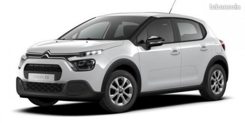 Photo 1 de l'offre de CITROEN C3 Feel Plus 1.5 BlueHDi 100 cv S&S à 18100€ chez Lezeau automobiles