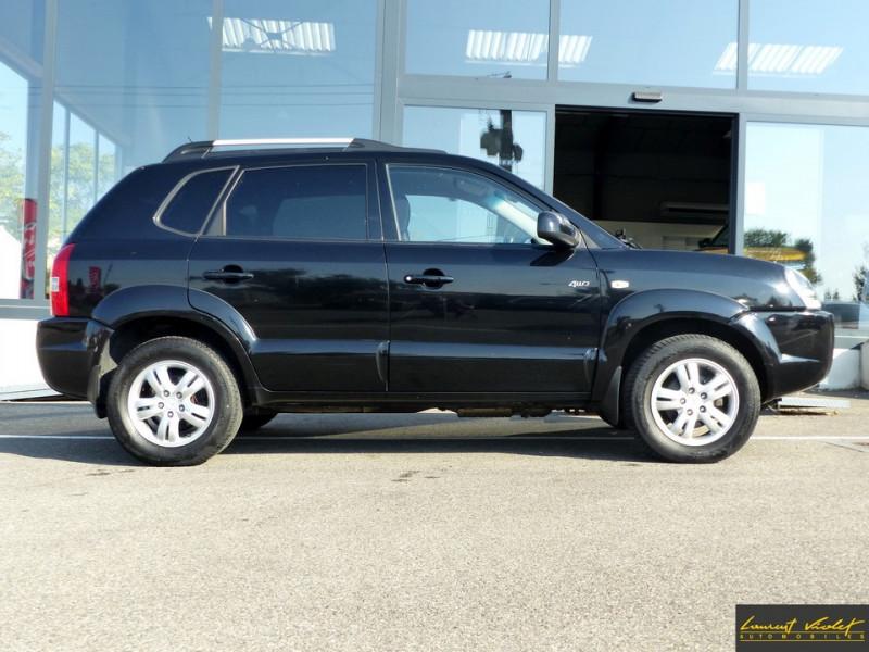 Photo 3 de l'offre de HYUNDAI Tucson 2.0 CRDi 4WD 140 Pack Confort à 6490€ chez Automobiles Laurent Violet