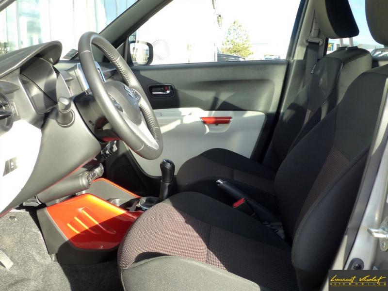 Photo 8 de l'offre de SUZUKI Ignis 1.2 Dualjet Hybrid SHVS AllGrip Pack 1ère main -25% à 13990€ chez Automobiles Laurent Violet