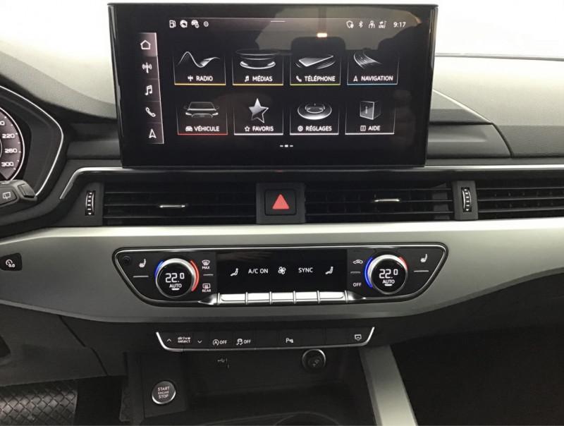 Photo 11 de l'offre de AUDI A4 Avant AUDI A4 AVANT BUSINESS ADVANCED à 37800€ chez Garage Leboeuf