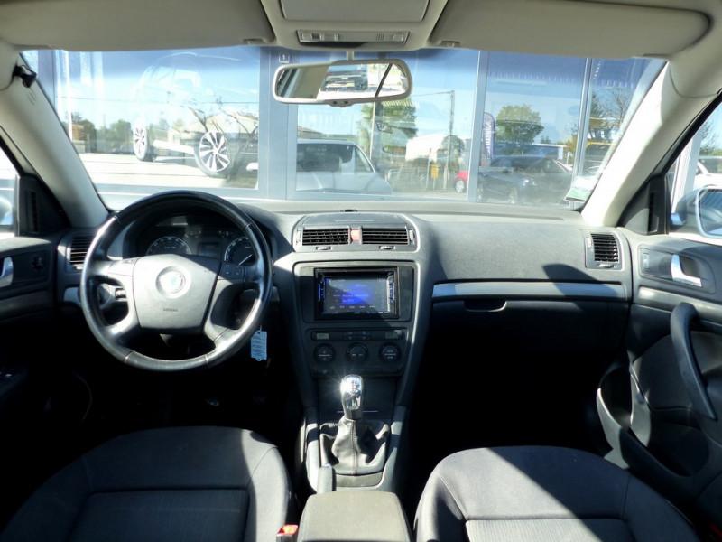 Photo 7 de l'offre de SKODA Octavia II 1.9 Tdi 105 Ambiente à 3990€ chez Automobiles Laurent Violet