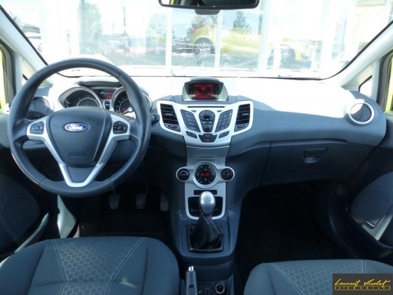 Photo 5 de l'offre de FORD Fiesta VI 1.4 TDCi 70 Titanium à 6490€ chez Automobiles Laurent Violet