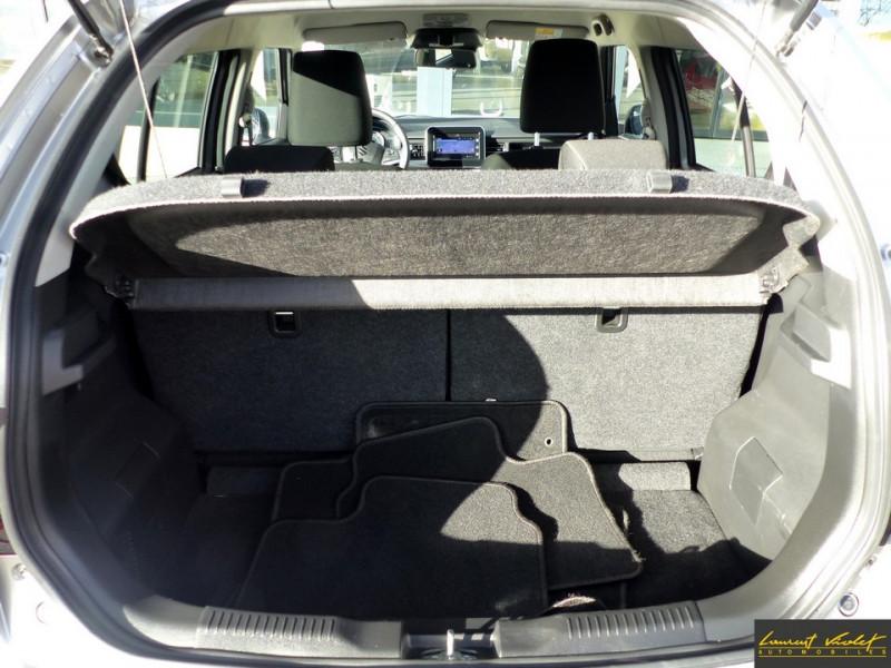 Photo 10 de l'offre de SUZUKI Ignis 1.2 Dualjet Hybrid SHVS AllGrip Pack 1ère main -25% à 13990€ chez Automobiles Laurent Violet