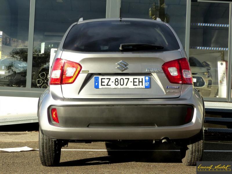 Photo 6 de l'offre de SUZUKI Ignis 1.2 Dualjet Hybrid SHVS AllGrip Pack 1ère main -25% à 13990€ chez Automobiles Laurent Violet