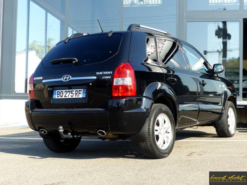 Photo 4 de l'offre de HYUNDAI Tucson 2.0 CRDi 4WD 140 Pack Confort à 6490€ chez Automobiles Laurent Violet