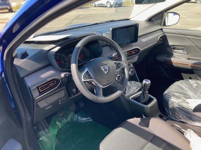 Photo 4 de l'offre de DACIA Sandero Stepway Confort Tce 90 cv à 16070€ chez Lezeau automobiles