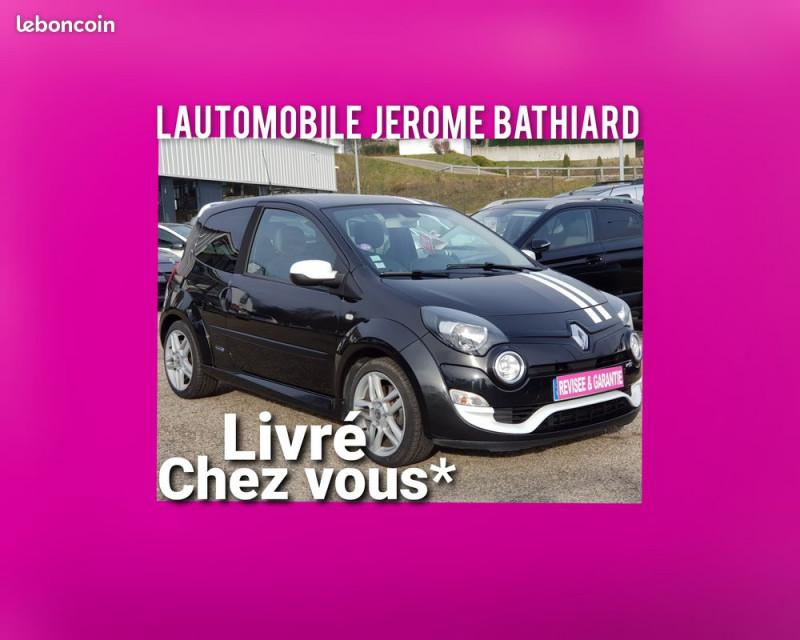 Photo 5 de l'offre de RENAULT Twingo II 1.6L RS (Renault Sport) Gordini 133cv Clim Bluetooth Jantes Alu Cuir Intégral à 9390€ chez L'Automobile - Jérôme BATHIARD