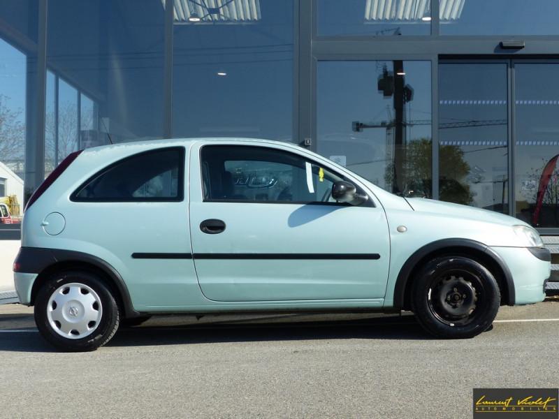 Photo 3 de l'offre de OPEL Corsa 1.0i 12S City Révisée à 2490€ chez Automobiles Laurent Violet
