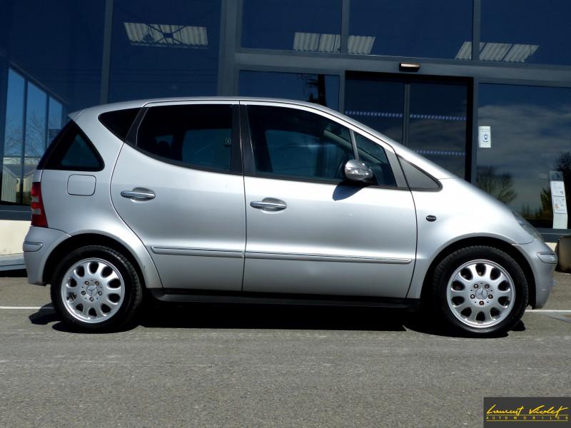 Photo 3 de l'offre de MERCEDES-BENZ Classe A 170 CDI W168 Elégance à 2990€ chez Automobiles Laurent Violet