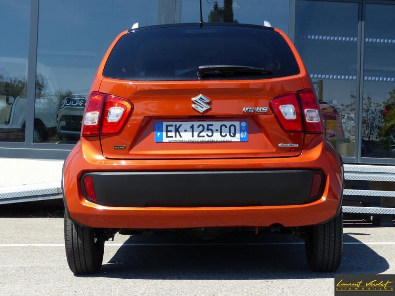 Photo 6 de l'offre de SUZUKI Ignis 4x4 1.2 Dualjet 90 AllGrip Privilège 1ère main à 10990€ chez Automobiles Laurent Violet