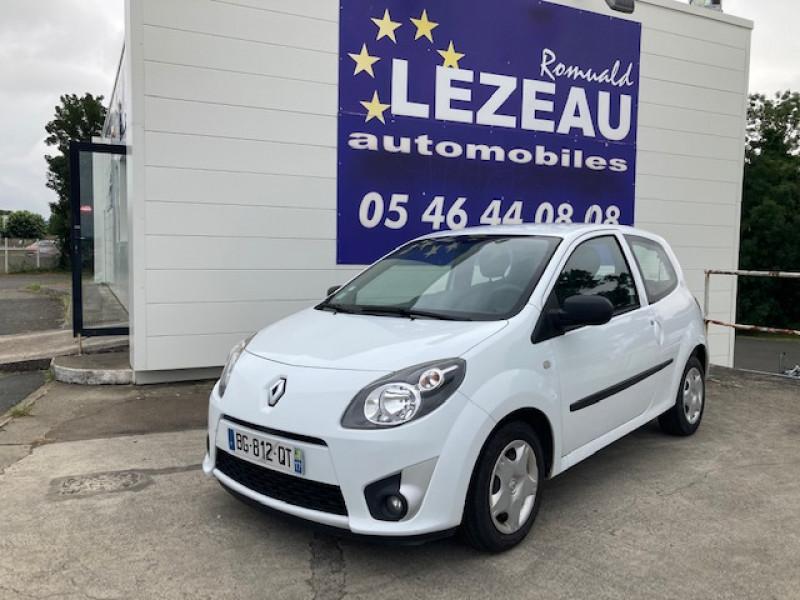 Renault Twingo 1.2 Essence blanc Occasion à vendre
