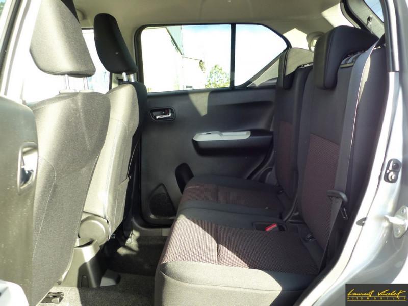 Photo 9 de l'offre de SUZUKI Ignis 1.2 Dualjet Hybrid SHVS AllGrip Pack 1ère main -25% à 13990€ chez Automobiles Laurent Violet