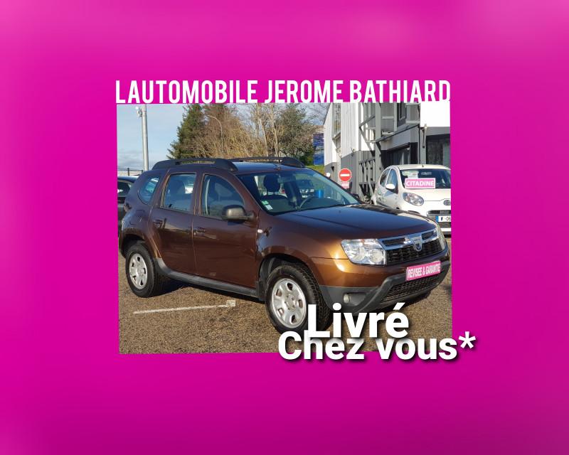 Photo 1 de l'offre de DACIA Duster 1.5L DCI 110cv SUV LAUREATE Climatisation Attelage Radio CD MP3 Barres de Toit à 5490€ chez L'Automobile - Jérôme BATHIARD