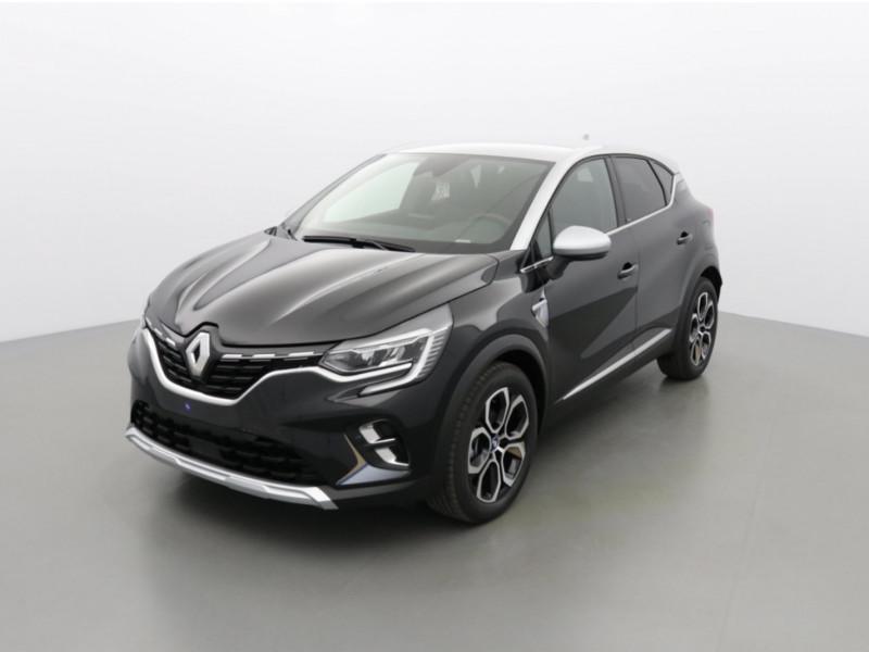 Renault Captur RENAULT CAPTUR 3 E-TECH FIRST Hybride YNW NOIR ETOILE / TOIT GRIS HIGHLAND Neuf à vendre