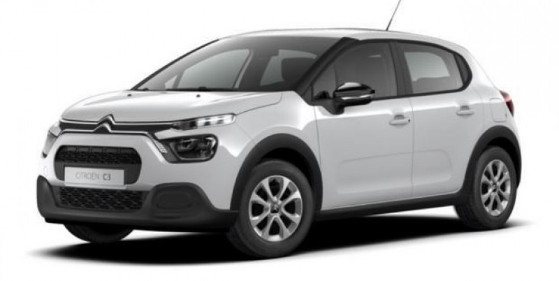 Photo 1 de l'offre de CITROEN C3 Feel 1.5 BlueHDi 100 cv S&S à 16400€ chez Lezeau automobiles