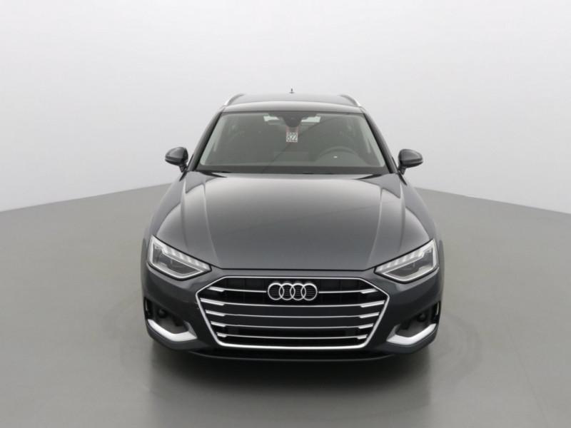Photo 4 de l'offre de AUDI A4 Avant AUDI A4 AVANT BUSINESS ADVANCED à 37800€ chez Garage Leboeuf